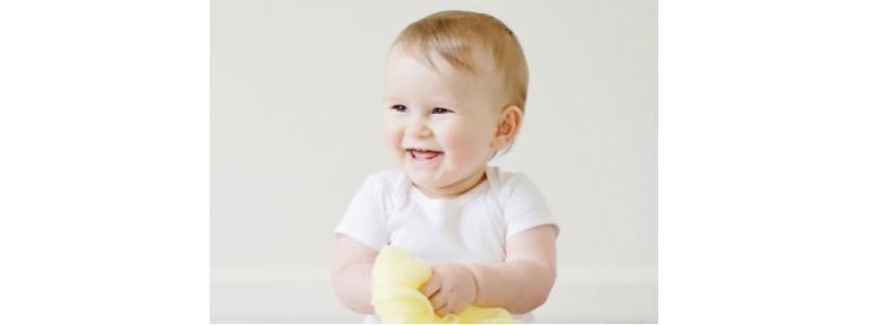 Primeiro dentinho…Sorriso perfeito!