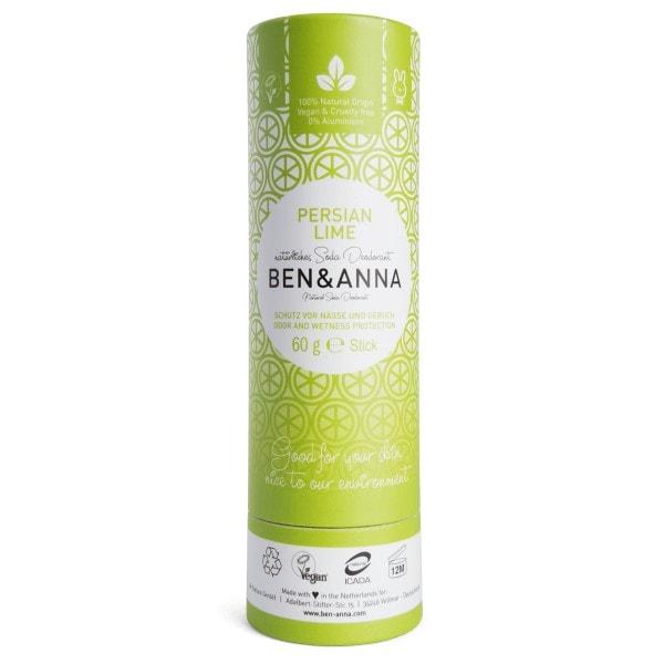 Desodorizante Ben&Anna - Lima Persa