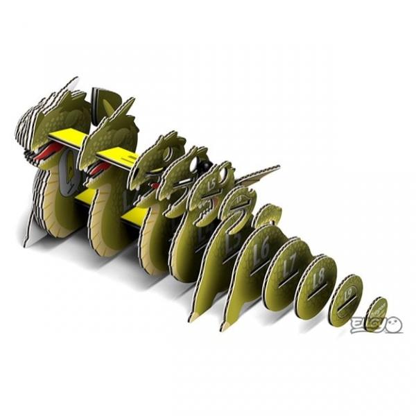 Eugy - Dragão - Modelo de Cartão