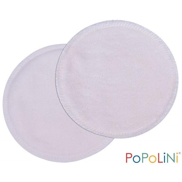Discos de amamentação 100% algodão biológico