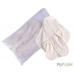 Penso Higiénico Reutilizável  Popolini - Pack 5 Pensos